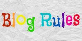 Blog rules Riverview Junior School