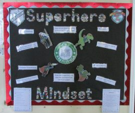 Core Values Superhero minds