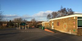 Riverview Junior School playground