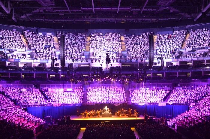 young voices O2